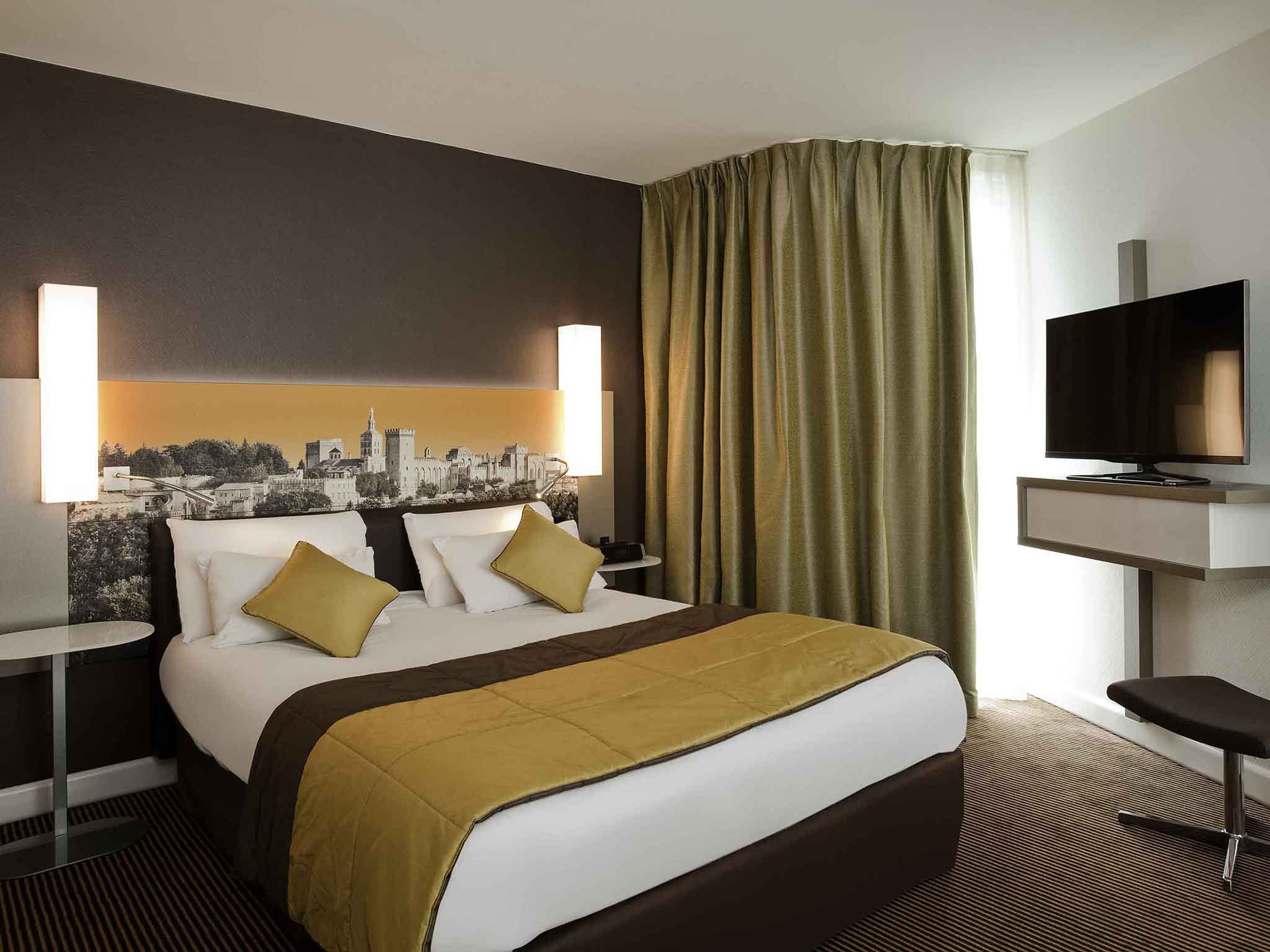 Mercure Papes zimmer